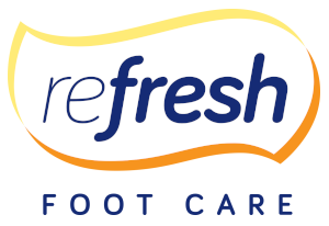 Refresh Foot Care logo